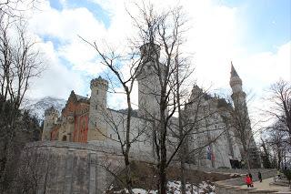 Neuschwanstein Castle (source – Allana D)