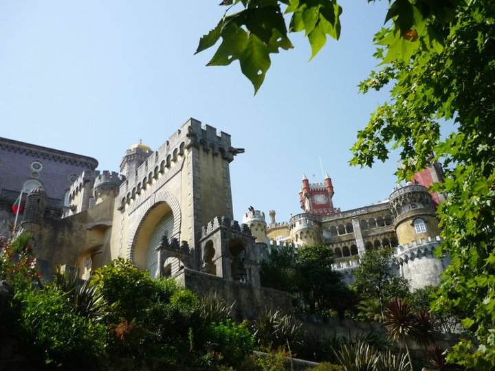 Sintra on high! (source - Pulped Travel)