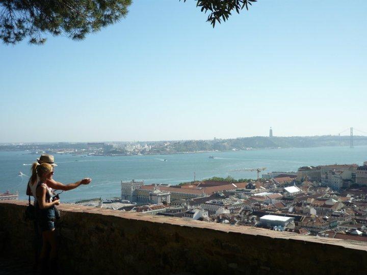 Castelo de Sao Jorge (source - Pulped Travel)